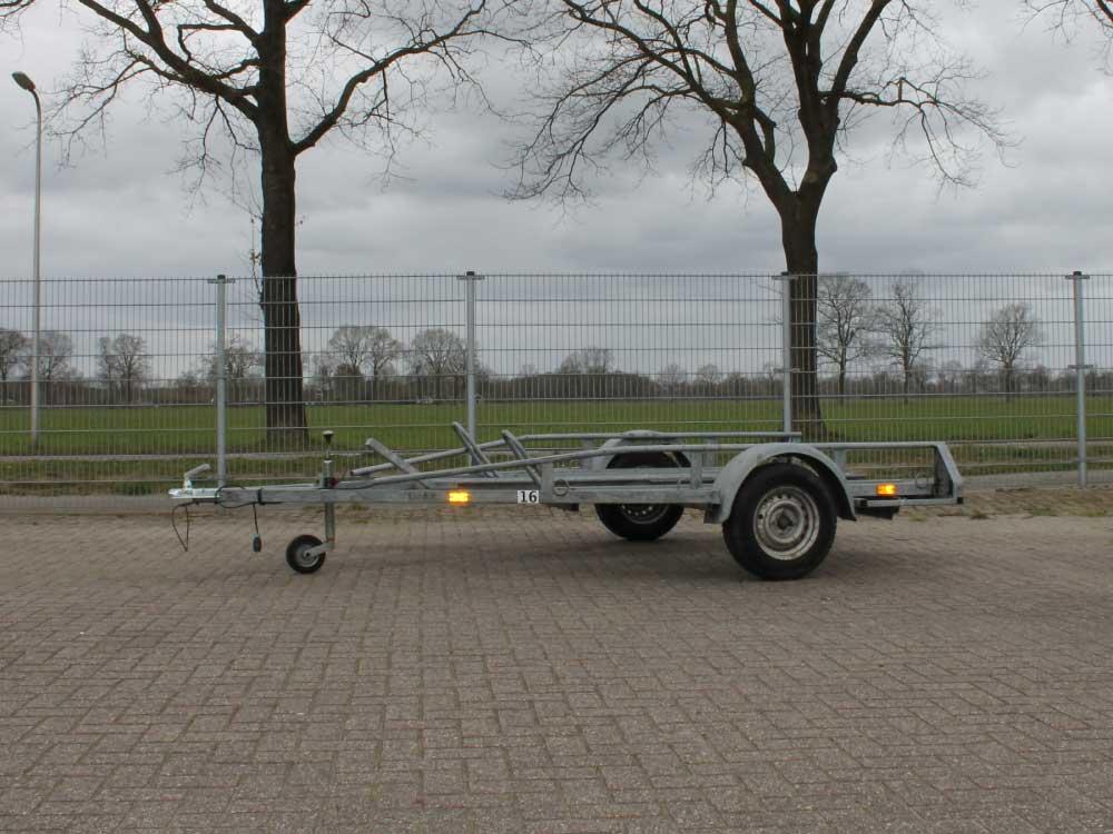Open / Motor aanhangwagens